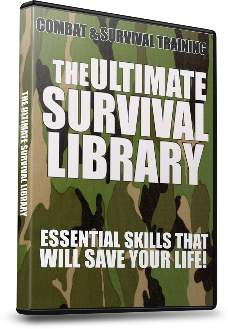 Survival Library DVD